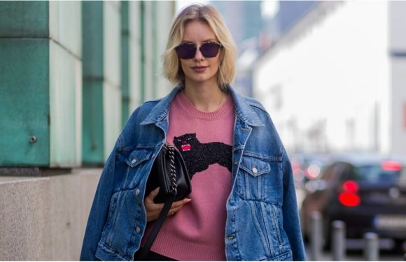 10 Fresh Ways to Dress Up Your Jean Jacket