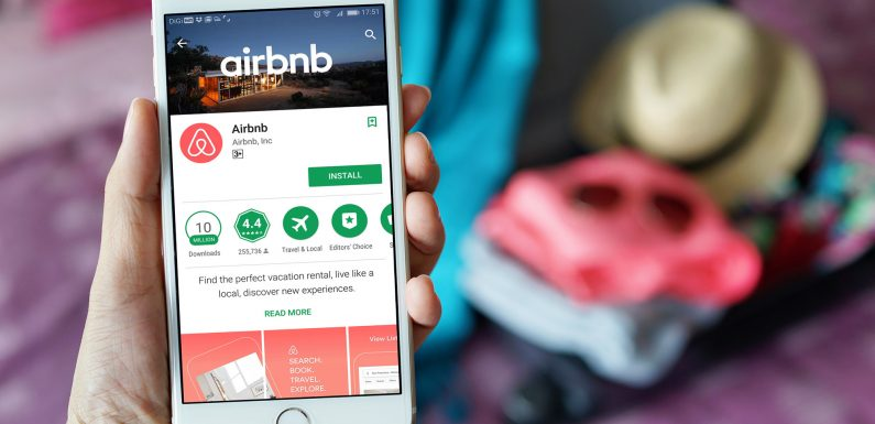 Group accused of using faulty racial data to slam Airbnb