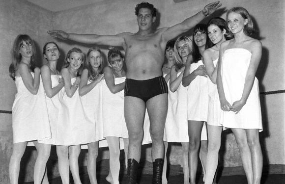 Why it was so hard finding the real Andre the Giant
