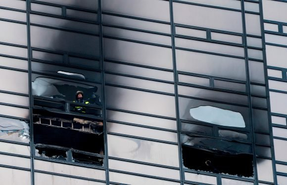 Fire on 50th floor of Trump Tower leaves 1 critically injured