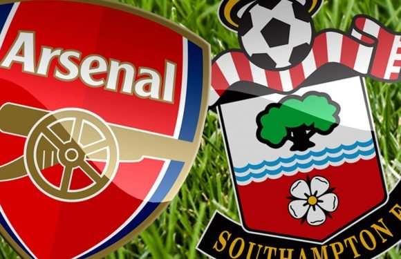 Arsenal vs Southampton LIVE SCORE: Latest action from the Premier League clash