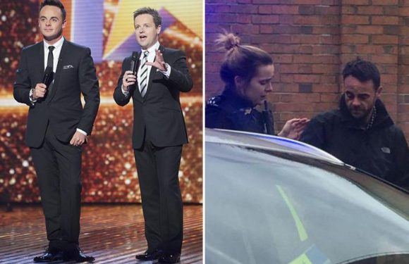Ant McPartlin expected to plead guilty in court over drink-driving charges