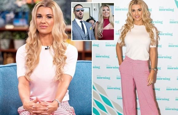 Christine McGuinness says Real Housewives of Cheshire gave her 'kick up the bum' to do something for herself – and distracted her from Paddy marriage problems