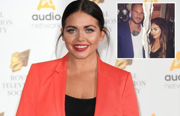 Scarlett Moffatt ditches 'cheat' Lee Wilkinson from luxury Florida holiday after they split