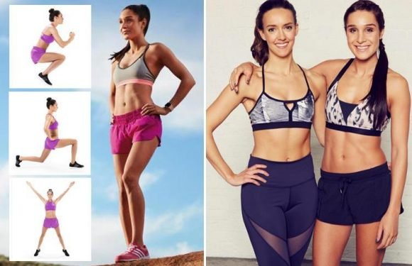 How you can eat well, get fitter AND wear a hot bikini this summer – Kayla Itsines's fitness insights revealed