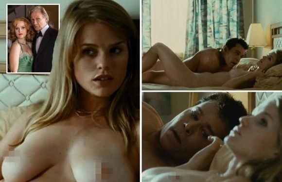 Agatha Christie actress Alice Eve stripped off for X-rated role in 2009's Crossing Over