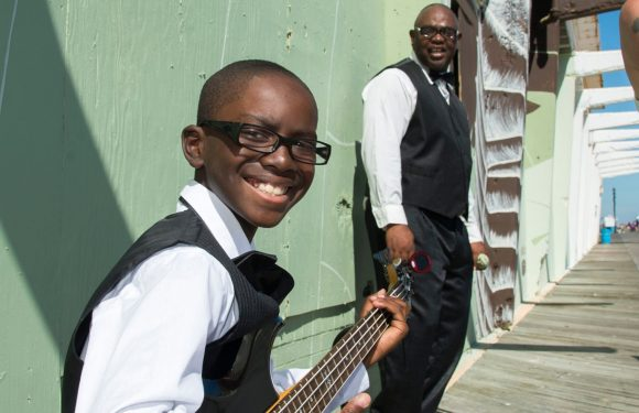 Where inspiring bass guitar prodigy is now
