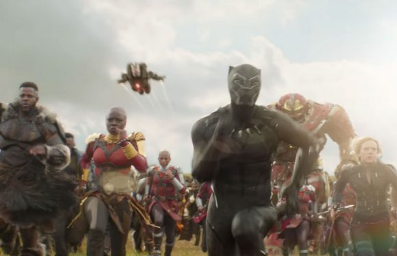 Avengers: Infinity War: Black Panther opens Wakanda to the Avengers in new teaser