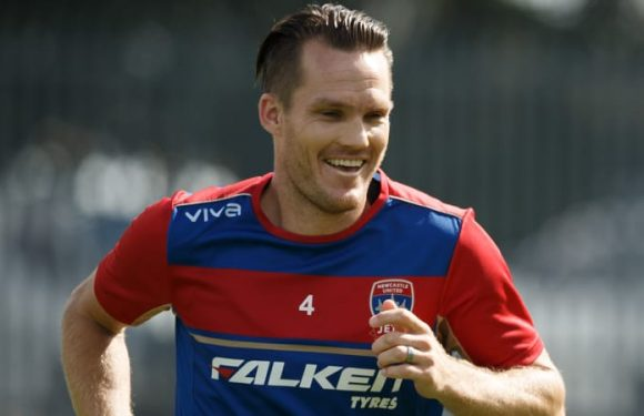 Jets skipper Boogaard 'will be 100 per cent' if picked for semi-final