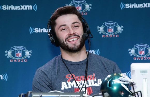 The Baker Mayfield media feuds are getting ugly