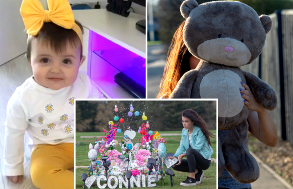 Mum whose tot died after being suffocated by teddy bear now can't let other daughter sleep alone