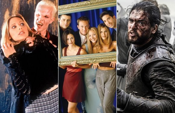 The best seasons of 70 TV shows