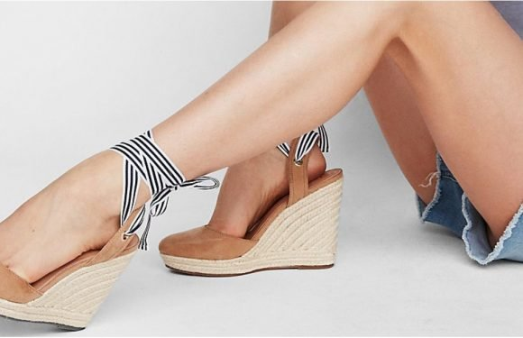 15 Stylish Wedges to Update Your Spring Look