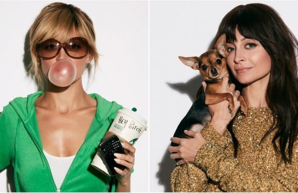 Nicole Richie Resurrected Her Old Wardrobe For the Most Unapologetically '00s Shoot