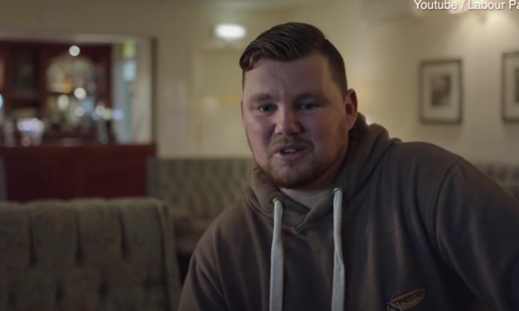 Jeremy Corbyn's son 'recruited ex-BNP supporter to star in Labour Party broadcast'