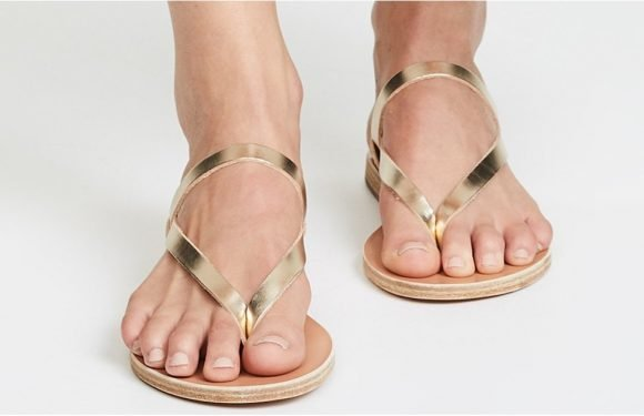 This Summer, Up Your Beach Sandal Game With These 9 Flip-Flops