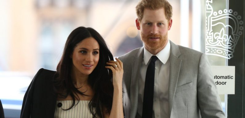 Meghan Looks More Radiant Than Ever as She and Harry Step Out in the London Sunshine