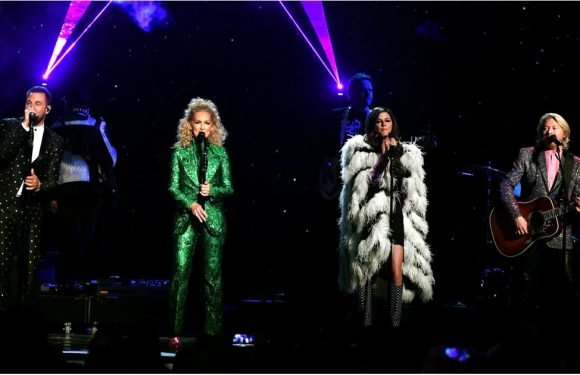"""Little Big Town Covered Elton John's """"Rocket Man"""" and, Don't Ask Us How, but It Just Works"""