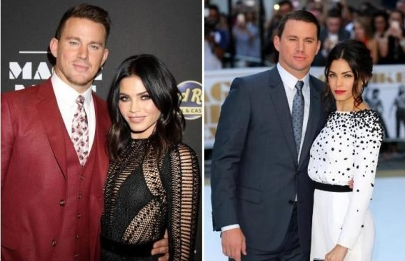 Channing Tatum and wife Jenna Dewan announce divorce after nine years in shock Instagram post