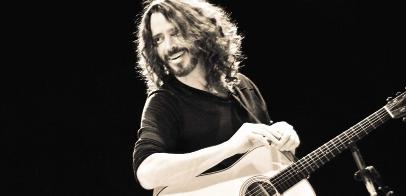 Chris Cornell to Be Honored During Rock Hall of Fame Induction Ceremony