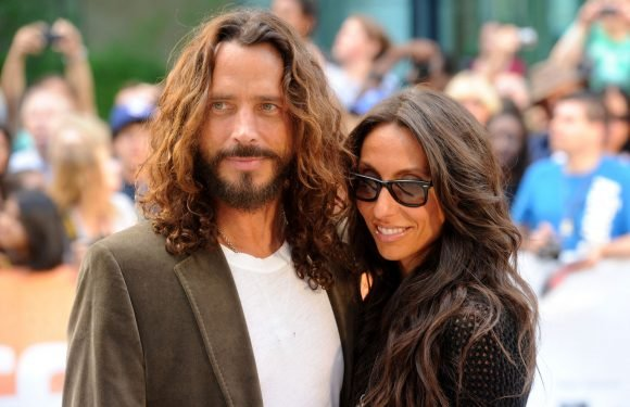 Chris Cornell's wife is helping to battle addiction