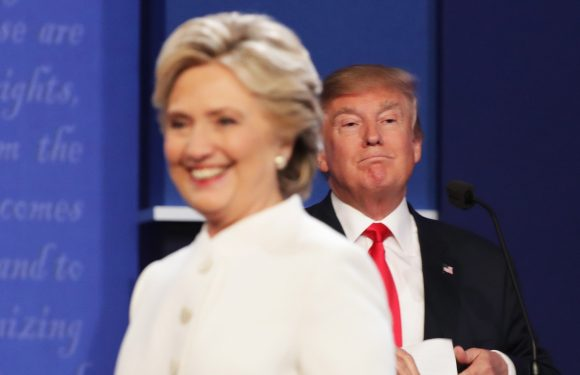 Hillary went on'f–k laced' rant against 'disgusting' Trump during debate prep, book claims