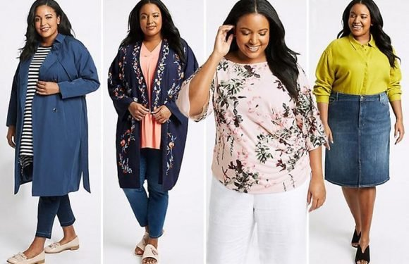 M&S launches bold and beautiful plus-size summer range – with dresses from just £19.50