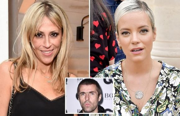 Nicole Appleton reveals Lily Allen called her to DENY Liam Gallagher plane romp