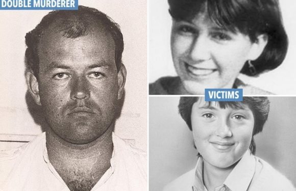 Family's fury as evil killer Colin Pitchfork who raped and murdered two 15-year-old schoolgirls is freed at night
