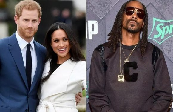 Snoop Dogg praises Prince Harry's 'big balls' for not inviting Donald Trump to royal wedding