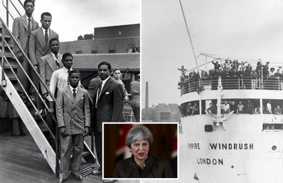 Theresa May caught in row over Britain's treatment of Windrush migrants as No10 snubs Caribbean talks