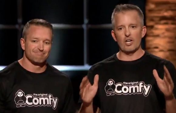 Lawsuit claims clothing company stole idea from 'Shark Tank'