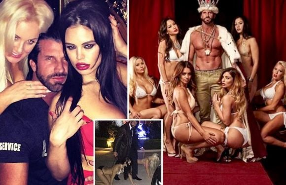 Candyman hopes to bring his wild sex and booze fuelled parties to Britain as he reveals plans to become a reality TV star over here
