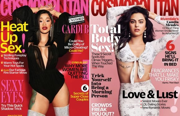 Magazine editors come to Cosmo's defense over sex exploitation claims