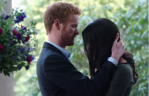 The trailer for Meghan Markle and Prince Harry's Lifetime film has been released… and it is SO cheesy
