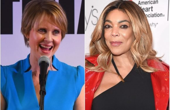 Wendy Williams snags Cynthia Nixon's first national TV interview