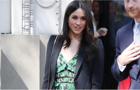 Girl, Trust Me — Meghan Markle's Spring Dress Is 1 You've Already Been Eyeing