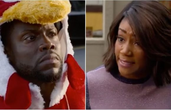 Kevin Hart and Tiffany Haddish Go Head to Head in the Hilarious Night School Teaser