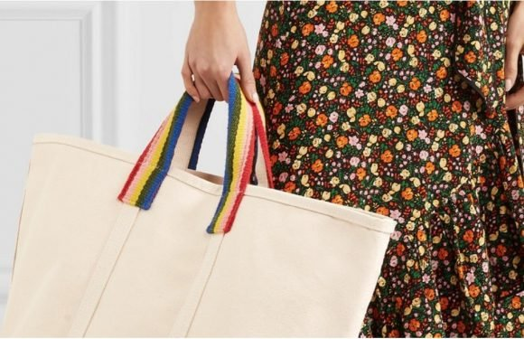 11 Tote Bags You'll Want to Carry This Summer