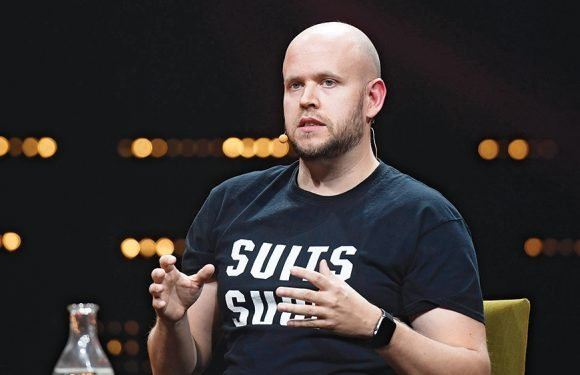Spotify's Daniel Ek Quotes Daft Punk in Day-Before-IPO Blog Post