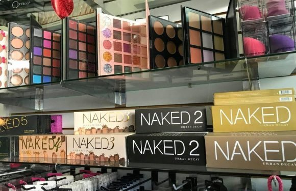 Warning that 'bargain' make-up may be contaminated with POO after £500k haul