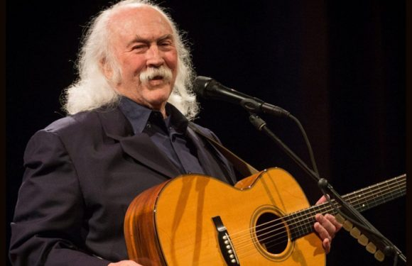 David Crosby Documentary In The Works
