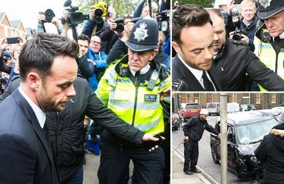 Ant McPartlin's £86k drink-drive fine is 'biggest ever in UK' after crash that injured girl