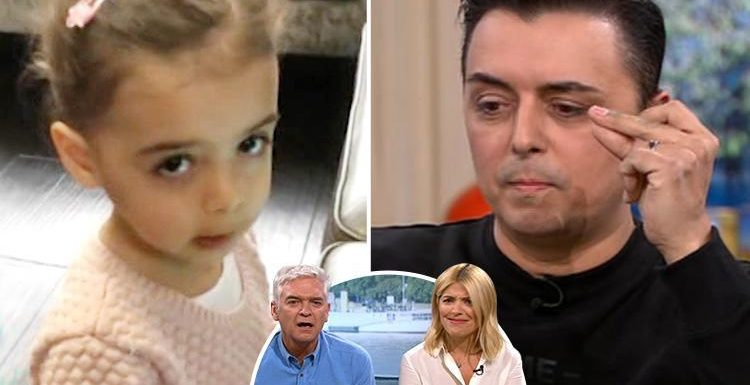 This Morning's Holly Willoughby and Phillip Schofield gobsmacked as BGT magician Marc Spelman's IVF miracle daughter guesses what they are thinking