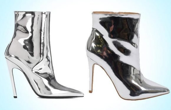 Can you spot the £655 Balenciaga boots from the £31 near-identical budget version?