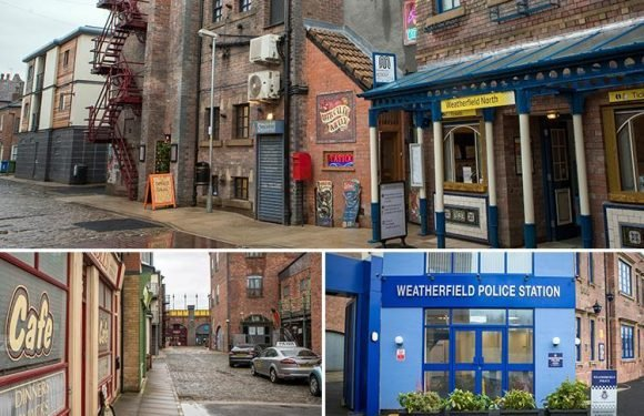 Coronation Street's new £10m set will open to fans for the first time next month