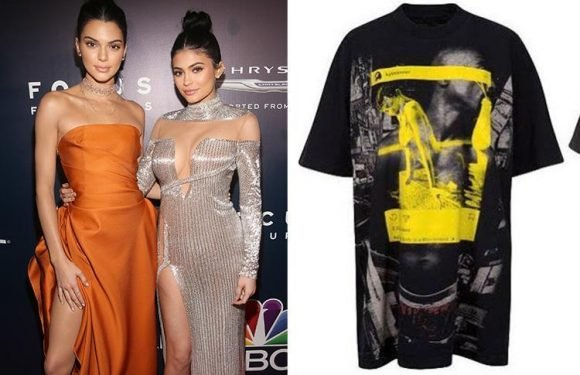 Kendall and Kylie Jenner 'reach a settlement' with Tupac photographer following 'disrespectful' T-shirt range