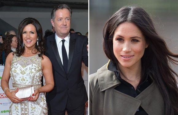Piers Morgan wants to replace Susanna Reid with Meghan Markle after learning she wanted to move to the UK to become a journalist