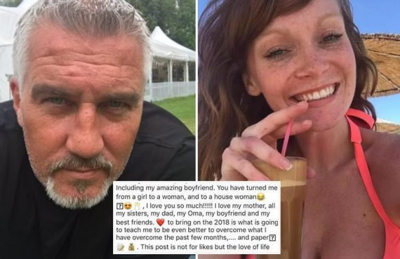 Paul Hollywood's girlfriend Summer, 22, reveals how serious their relationship is as he's 'changed her from a girl to a woman'