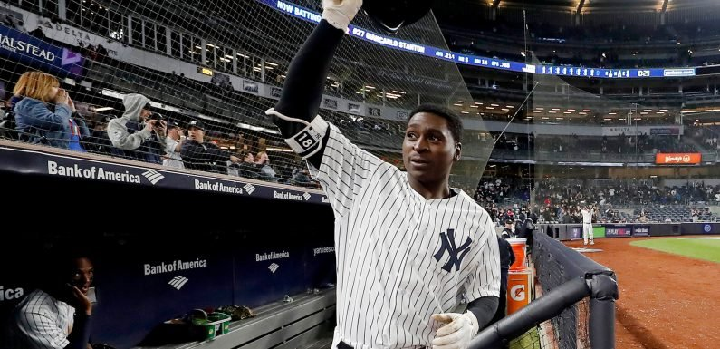 Yankees show how good life can be when they get rolling